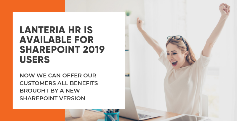 HR management for SharePoint 2019