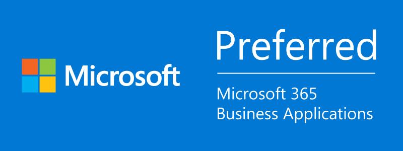 Lanteria is a Microsoft Preferred Partner
