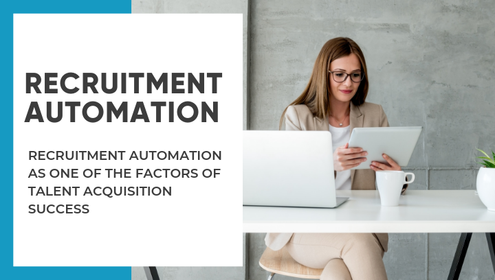 Recruiting automation using Lanteria HR