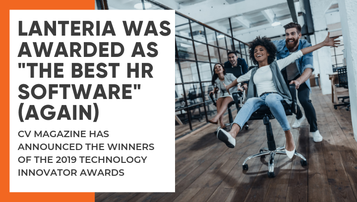 Lanteria HR won another software award