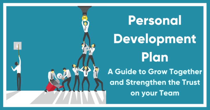 Personal development plan how-to