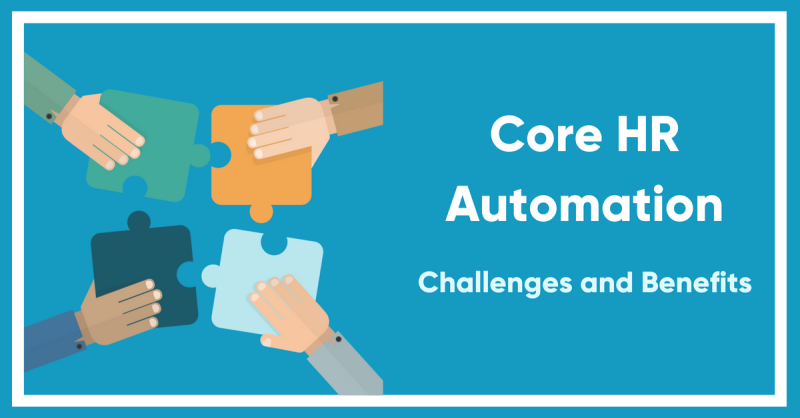Core HR automation with HRIS