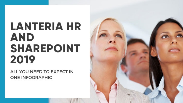 SharePoint 2019 for HR management