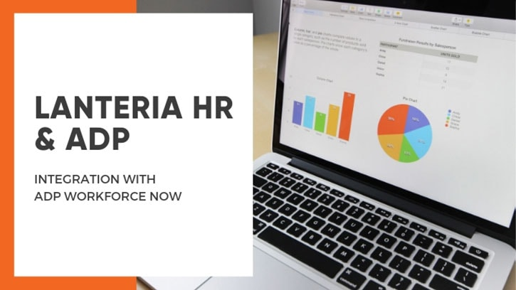 Lanteria HR Integration with ADP Workforce Now