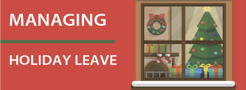 Managing Holiday Leave