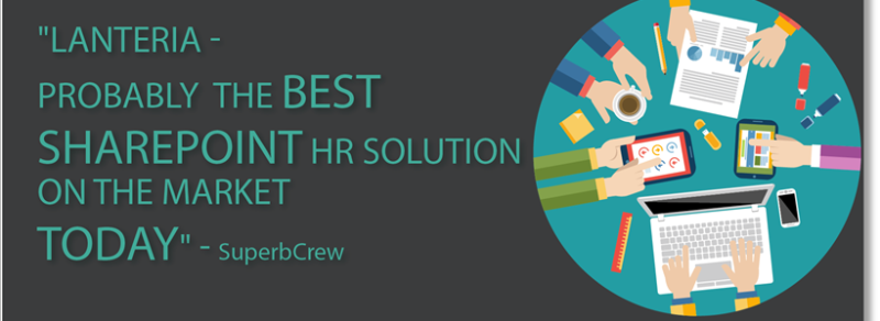 Lanteria – Probably The Best SharePoint HR Solution On The Market Today