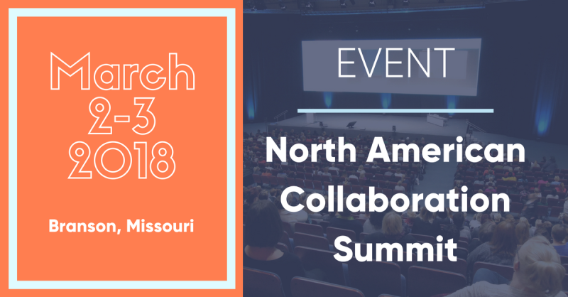 Join Lanteria at the North American Collaboration Summit 2018!