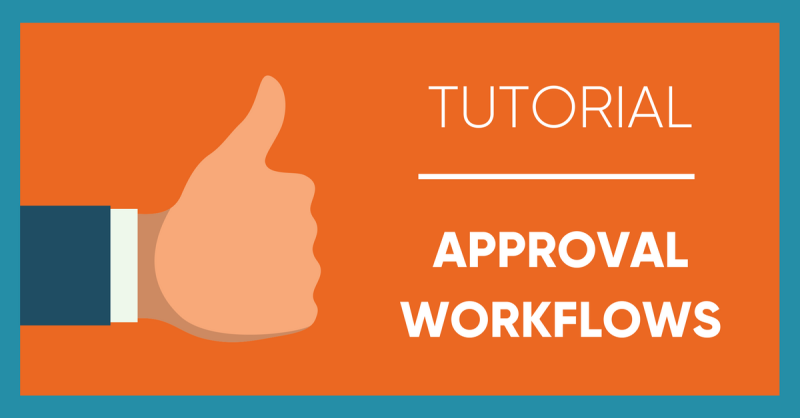 TUTORIAL: Approval Workflows with Lanteria HR