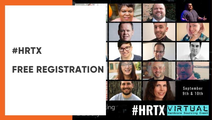 Meet Lanteria on HRTX Virtual Hardcore Sourcing Event by RecruitingDaily