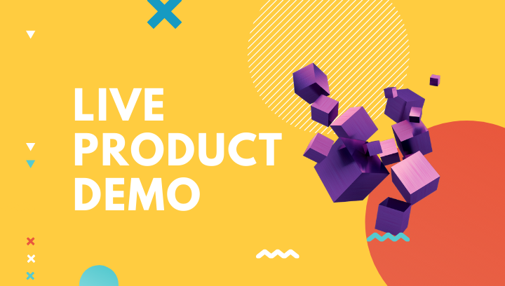 Live Product Demo