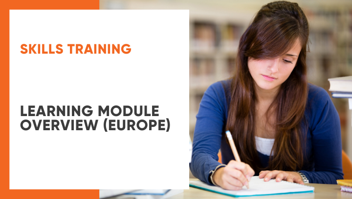 Learning Module Overview by Irina Plygunova