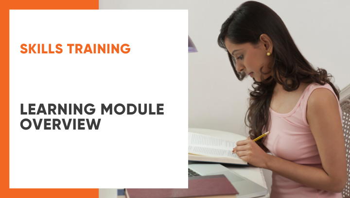 Learning Module Overview by Karin Smith