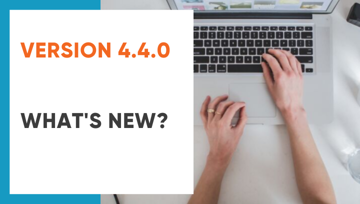 Lanteria HR 4.4.0. What's new?