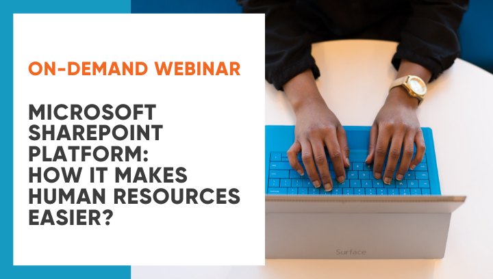 Microsoft SharePoint platform: How it makes human resources easier?