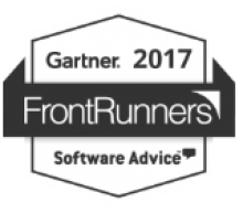 Gartner 2017 FrontRunners Software Advice