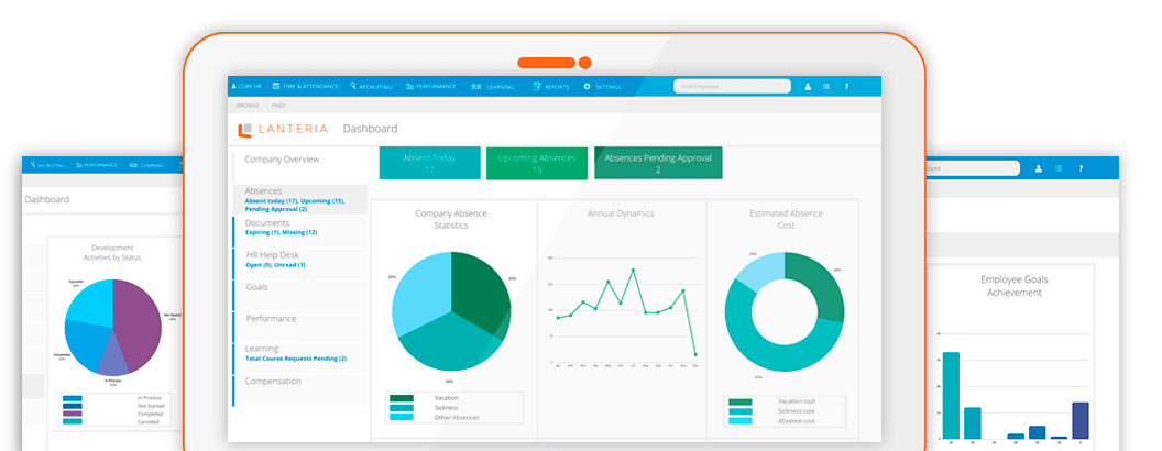 Lanteria Report Center for SharePoint and Office 365