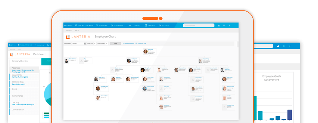 Core HR solution for SharePoint and Office 365