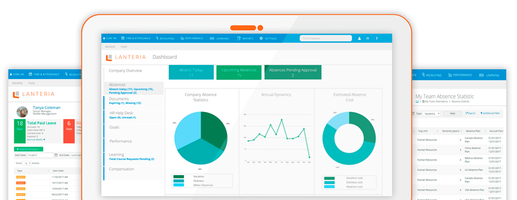 Absence management solutions for SharePoint and Office 365